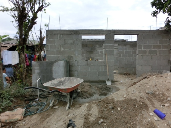 Reyna's home as of May 15
