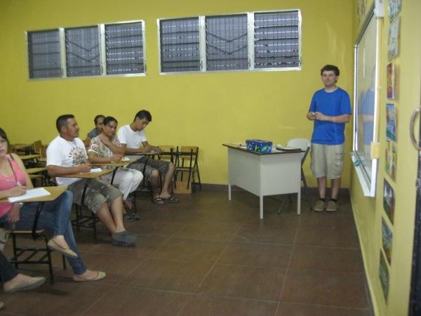 Grant teaching.