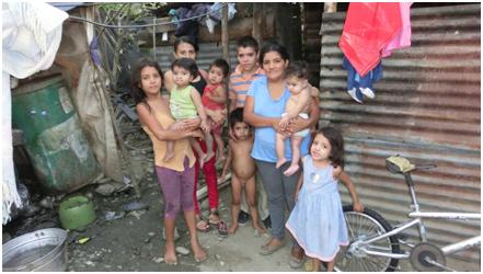 Beralize & her children